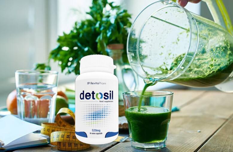 detosil, disintossicazione