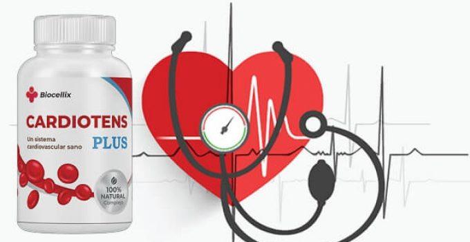 CardioTens Plus Recensioni – Supplemento avanzato per abbassare la pressione sanguigna e migliorare la salute del cuore in modo naturale