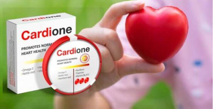 CardiOne – Capsule a base di erbe per la pressione sanguigna! Funziona – Opinioni e Prezzo in Italia?
